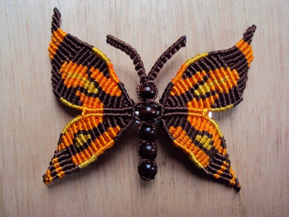 Gancho mariposa