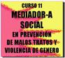 Curso Mediador Social en prevencion de malos tratos y violencia de genero
