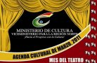 Actividades de la Semana. del Ministerio de Cultura, Regin Norte