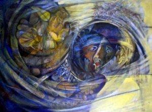 Arturo Salazar - 2010 - pintor Cubano