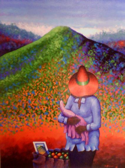 Galeria de arte dominicana oferta increible dionisio blanco 1999 de colecci n - Mejor pintura plastica ...
