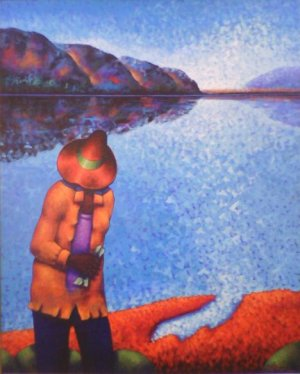 OFERTA INCREIBLE - Dionisio Blanco 2001 - 50 x 40