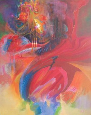 Angel Abreu - 2009 - 50 x 40 - 1