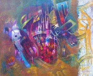 Generaciones 2014 - Angel Abreu - 24 x 24