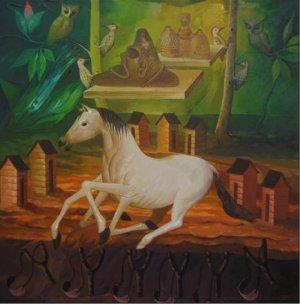 Dionisio de la Paz - 40 x 50 - 2