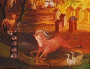 Dionisio de la Paz - 40 x 50 - 4