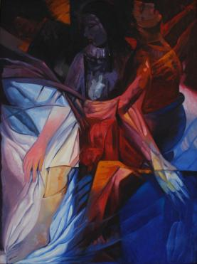 Dionisio de la Paz - 40 x 50 - 12