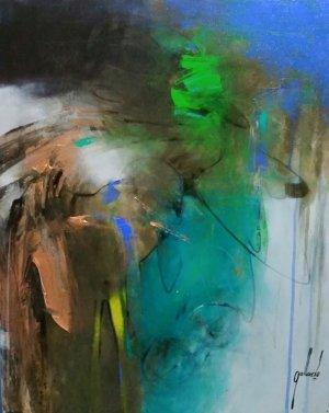 Pedro Gallardo - Abstracto - 1