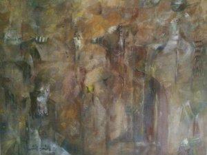 Miguel Gómez - 40 x 50 - Las Damas