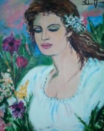 Elsa Nuñez - 30 x 24 - 2003