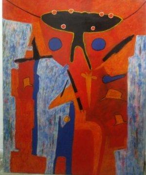 Juan B. Nina - 50 x 40