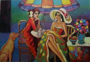 Victor Artiles - Mural - 45 x 65