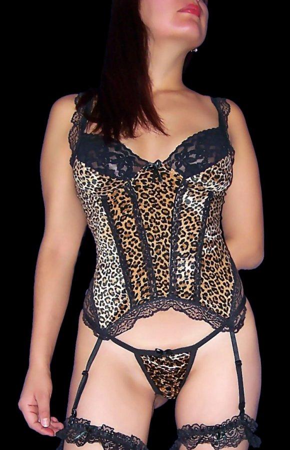 Corset Tigre / Leopardo
