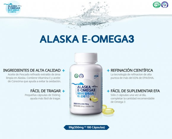 Alaska Omega 3