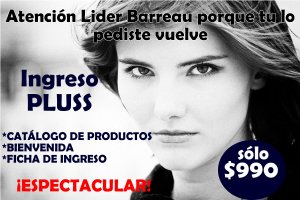 Ingreso Pluss