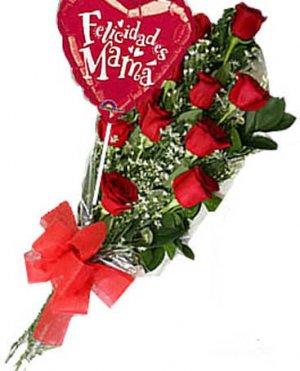 rosas para mam
