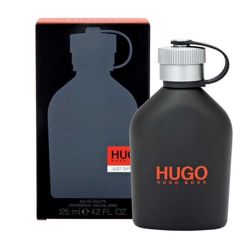 hugo boss JUST DIFFERENT 125 ml EDT hombre
