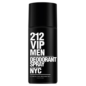 carolina herrera 212 VIP MEN 150 ml deo