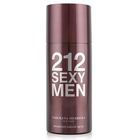 carolina herrera DEO 212 SEXY MEN 150 ml