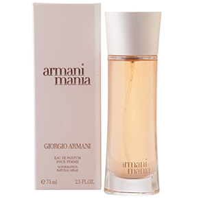 armani ARMANI MANIA 75 ml EDP dama