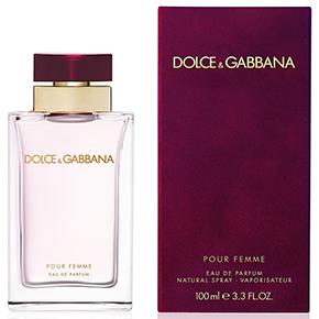 D&G POUR FEMME 100 ml EDP dama