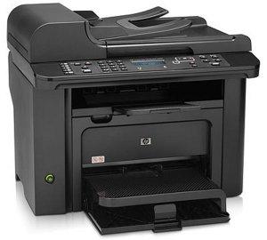 Impresora láser multifunción HP Laser Jet 1536 DNF MFP
