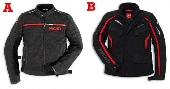 Chaquetas Ducati