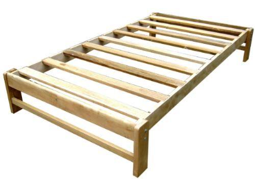 Comercial benavides cama madera - Tarimas para camas ...