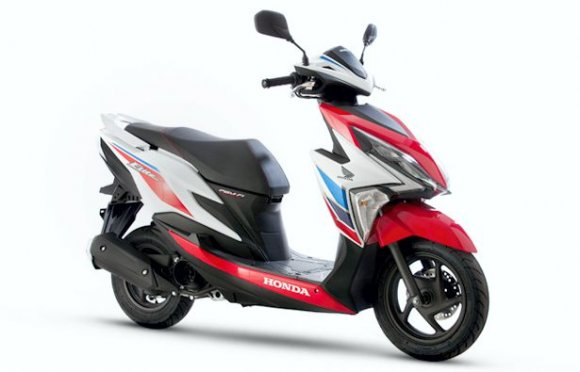 Honda New Elite