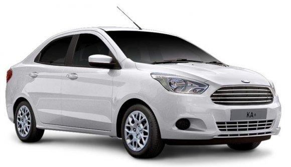 Ford Nuevo Ka+ S