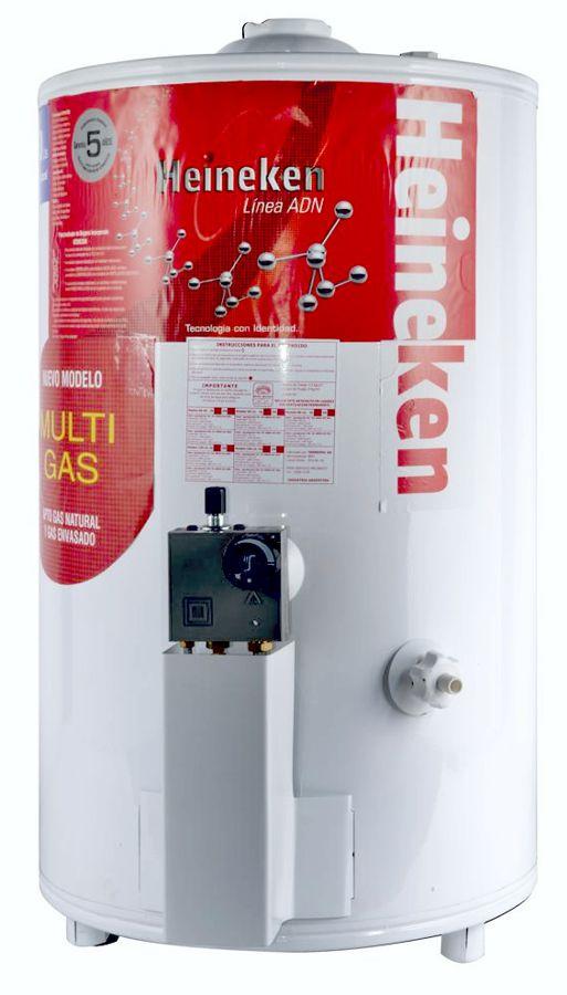 Termotanque a Gas Heineken 50 L THF50 Multigas