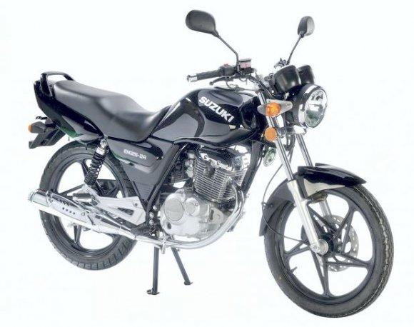Suzuki moto Street EN125 2A