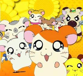 Hamtaro y los Hams Hams