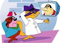 El Inspector Ardilla y Morocco Topo