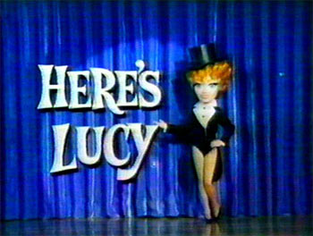 Aquí está Lucy