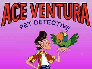 Ace Ventura animado