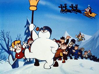 Frosty el hombre de nieve