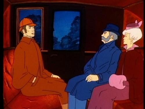 Sherlock Holmes de Burbank Films