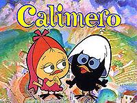Calimero y Priscila