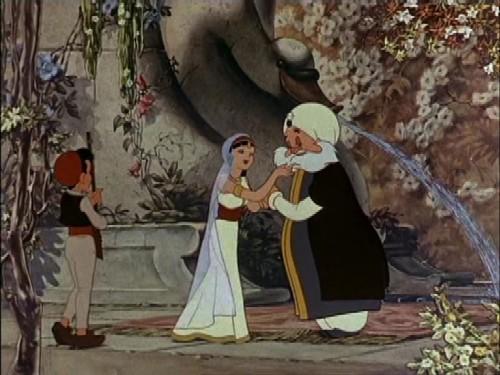 La Rosa de Bagdad 1949