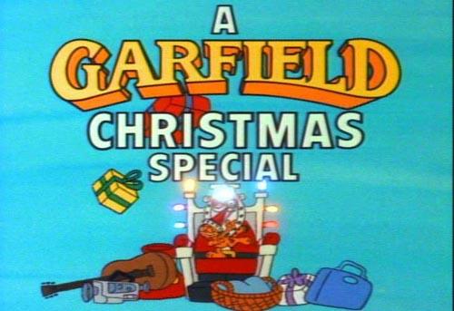 La Navidad de Garfield