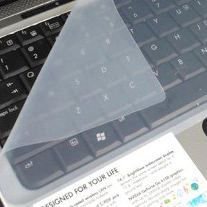 Protector teclado Notebook 14.  Precio:  $ 1.300