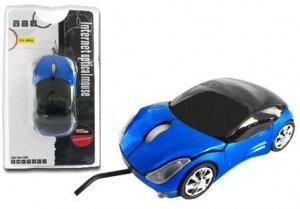 Mouse Optico Auto deportivo Usb c/luces.  Precio: $  3.990