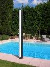 Ducha solar para piscinas