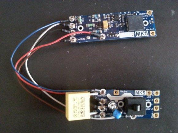 Recambios placa de control completa MK5 para ghd