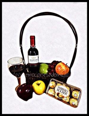 Frutal con vino