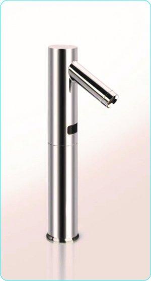 Grifo de sensor para lavamanos 4