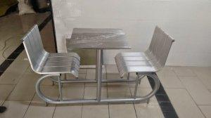 Mesa alcatraz de 2 puestos