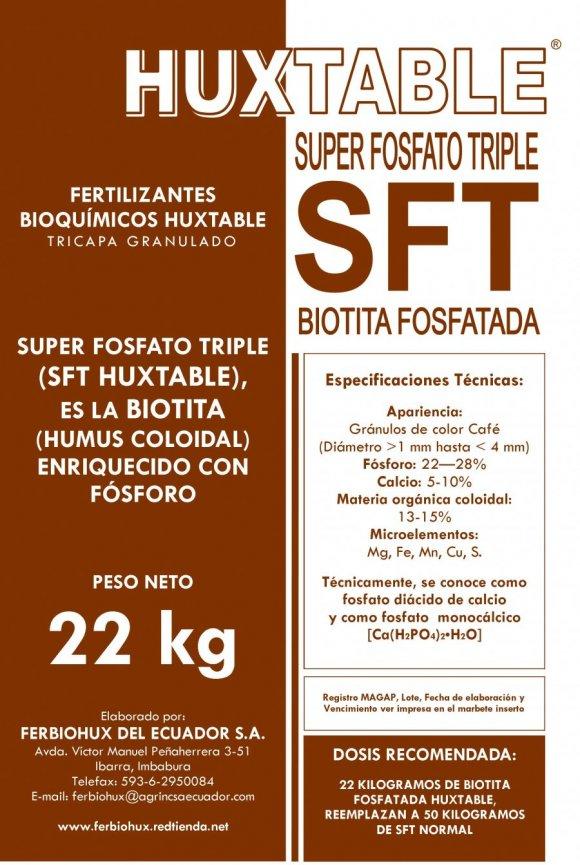 Biotita Fosfatada SFT