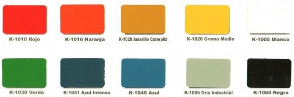 Colores para interiores - Carta de colores para interiores ...